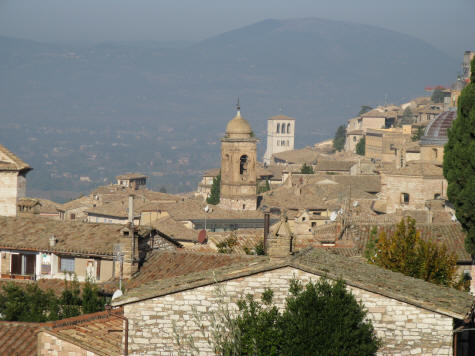 link to assisi italy